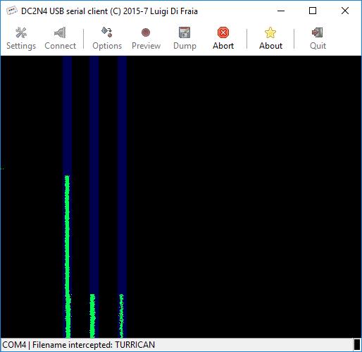 DC2N4-LC GTK+ GUI client: filename interceptor by Luigi Di Fraia