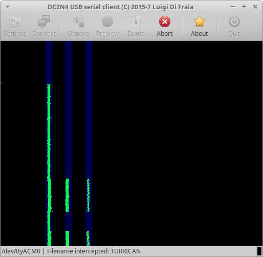 DC2N4-LC showing the intercepted filename by Luigi Di Fraia (Xubuntu Linux)