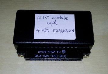 RTC module by Luigi Di Fraia