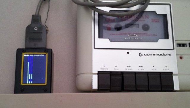 Tape Port Monitor by Luigi Di Fraia