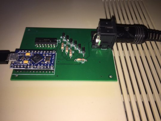IECHost prototype by Luigi Di Fraia